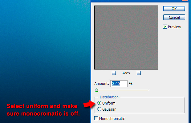 basenoise How To Correct Banding In Your Gradients Using Photoshop