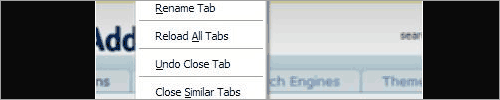 tabmixplus 27 Firefox Addons For Power Blogging