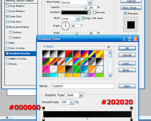 23 outterscreen3 Create A Realistic Video iPod Nano In Photoshop