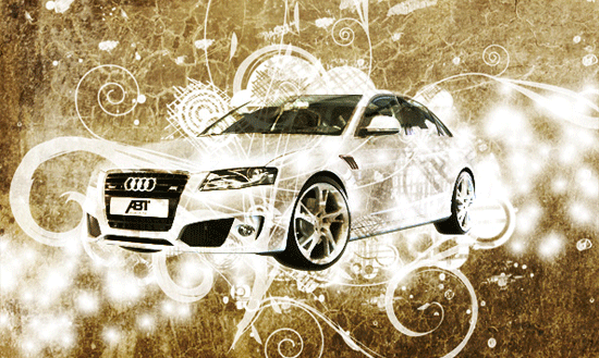 design-a-grunge-car-wallpaper