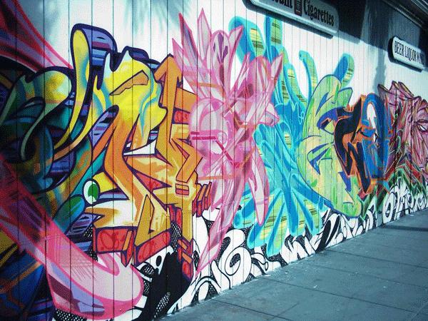 artistic graffiti 42347 101863 24 Inspiring Graffiti Designs