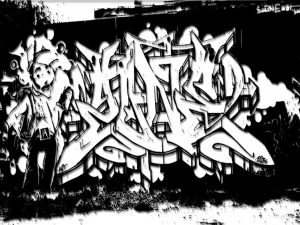 graffiti by bigkobe 24 Inspiring Graffiti Designs