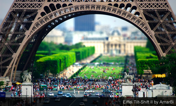 example one Tilt Shift Photography Is Cool But Video...Amazing!