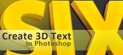 remarkable3dtextlead Breathe New Life Into Your Typography With These 22 Techniques