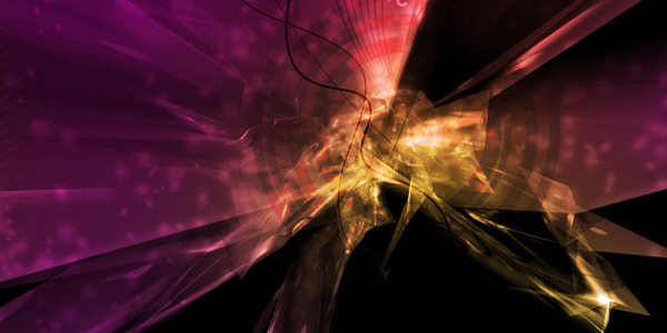 3d abstract The Top Overlooked Photoshop Tutorials of 2009