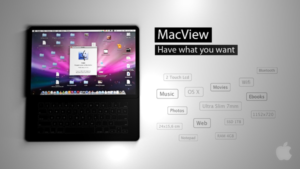 macview10 Apple Tablet Mock Up Done Last Year For School Project Slay Them All!