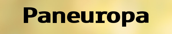 16 paneuropa Top 30 Free But Very Professional Fonts For Everyday Use In 2010