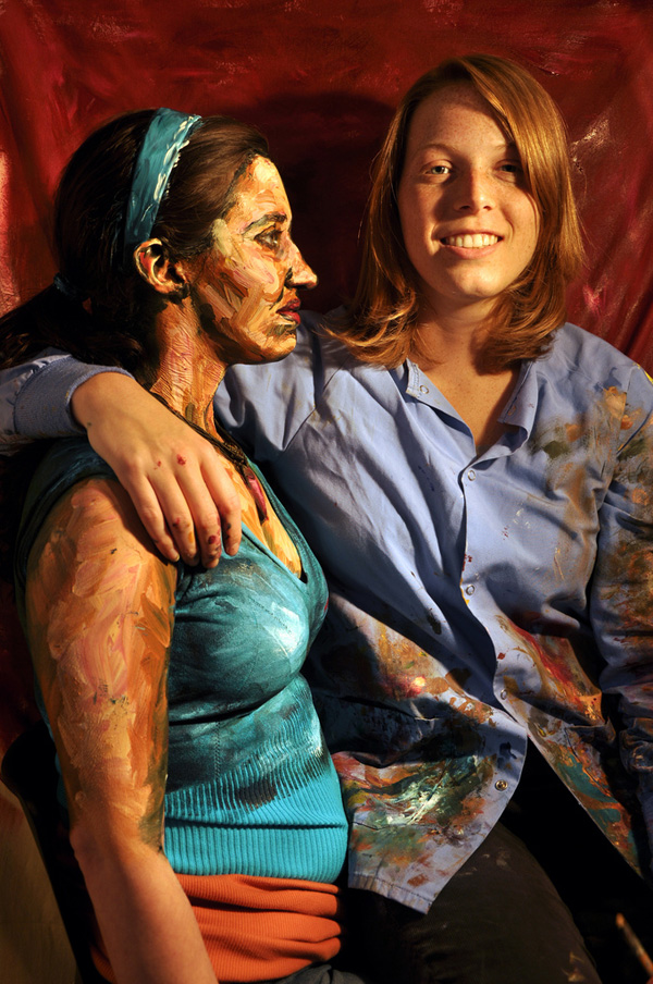 amazing body painting art (1) Amazing Paintings.. Umm Wait What?   I.D. 19