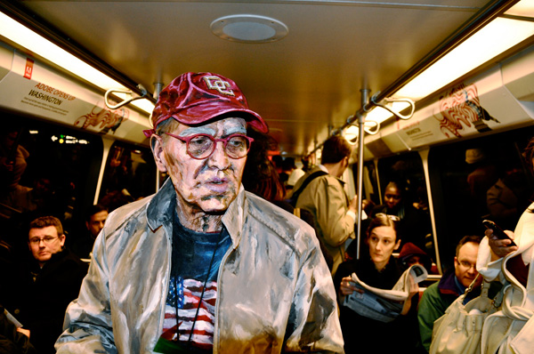 amazing body painting art (12) Amazing Paintings.. Umm Wait What?   I.D. 19