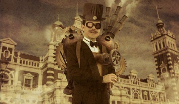 steampunk 20 Awesome Photo Manipulation Tutorials For GIMP