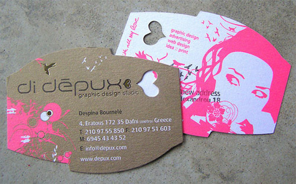 depux 50 Business Cards Designs That Break The Mold