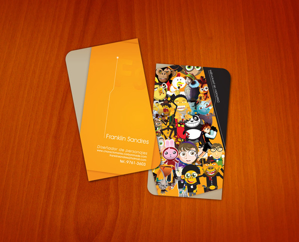 franklin 50 Business Cards Designs That Break The Mold