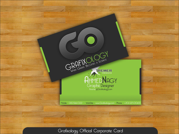 grafixology 50 Business Cards Designs That Break The Mold