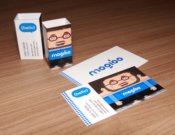 mogibo 50 Business Cards Designs That Break The Mold