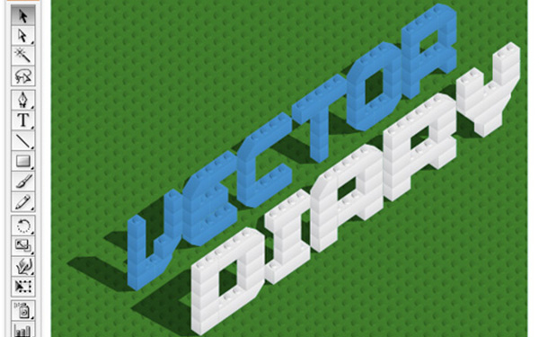 bricks 25 New Illustrator Tutorials That Will Make You A Master Of Vector Art