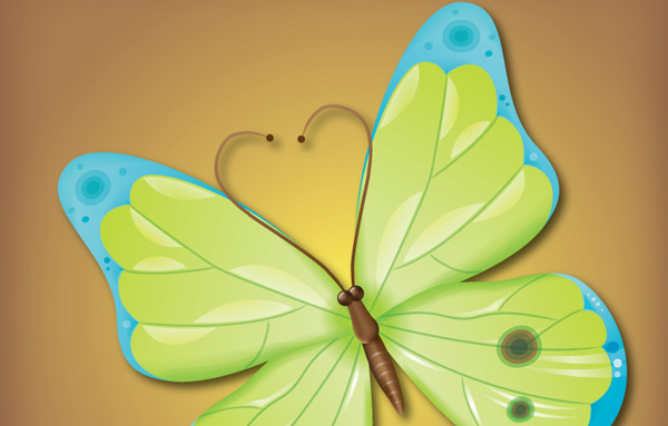 butterfly 25 New Illustrator Tutorials That Will Make You A Master Of Vector Art
