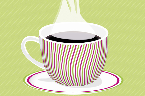 coffee 25 New Illustrator Tutorials That Will Make You A Master Of Vector Art