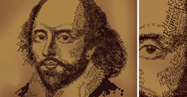 shakespeare 25 New Illustrator Tutorials That Will Make You A Master Of Vector Art