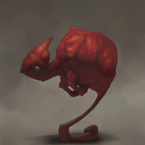 prey Artworks by Mark Behm   I.D. 24