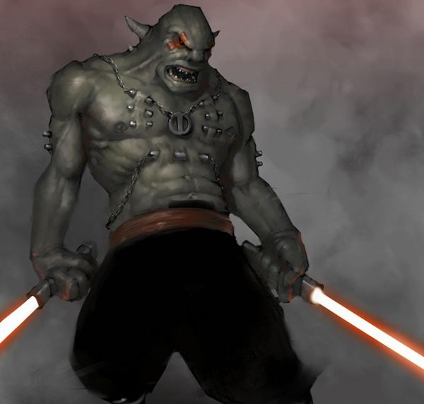 sith Artworks by Mark Behm   I.D. 24