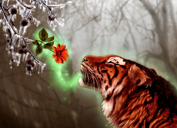Breath of Life by MoonsongWolf Fantastic Nature And Animal Designs by MoonsongWolf   I.D. 27