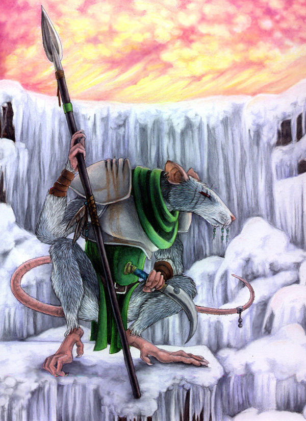 Frozen Torrent by MoonsongWolf Fantastic Nature And Animal Designs by MoonsongWolf   I.D. 27