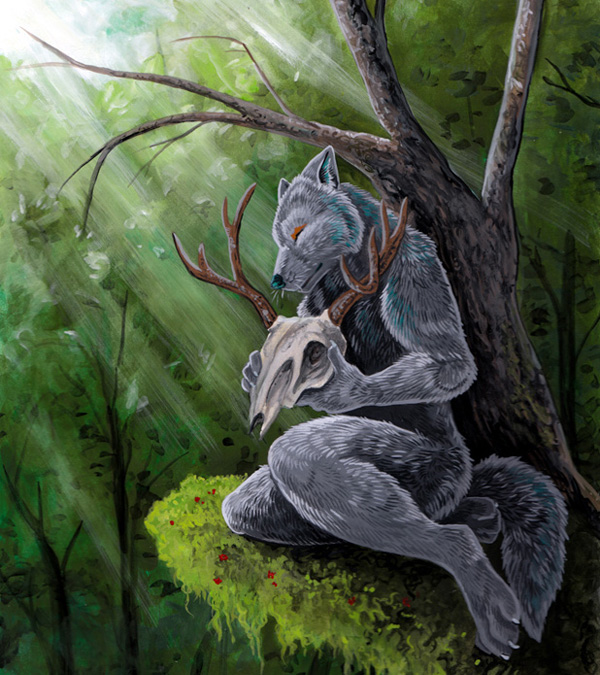 Reverence by MoonsongWolf Fantastic Nature And Animal Designs by MoonsongWolf   I.D. 27