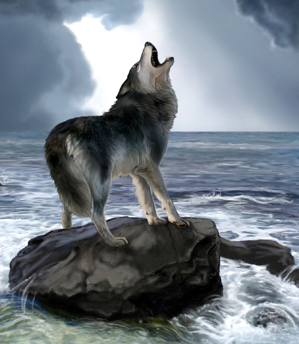 Singing in Dead Languages by MoonsongWolf Fantastic Nature And Animal Designs by MoonsongWolf   I.D. 27