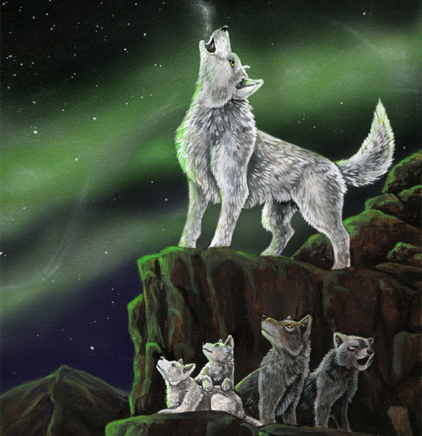Winter  s Somber Voice by MoonsongWolf Fantastic Nature And Animal Designs by MoonsongWolf   I.D. 27