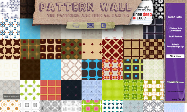 patternwall 50 Sites For Discovering Free Textures