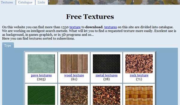 textures.z7server 50 Sites For Discovering Free Textures