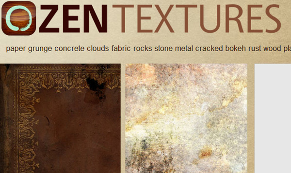 zentextures 50 Sites For Discovering Free Textures