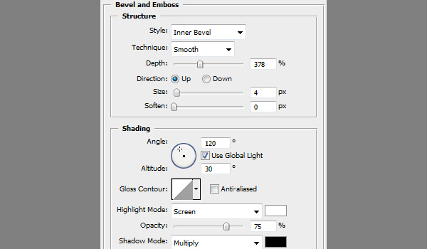bevel Get Started With Photoshop   15 Basic Detailed Photoshop Guides