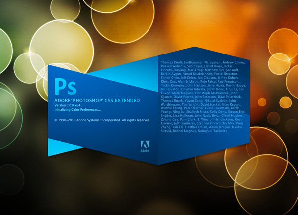 Adobe PS CS5