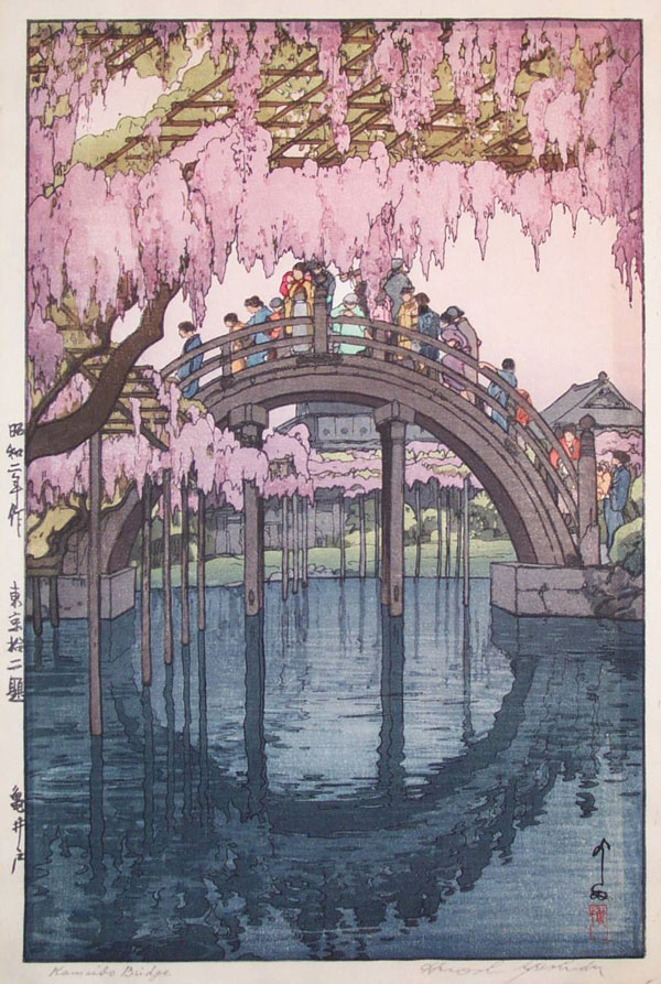 beautiful wood-block prints by hiroshi yoshida 25