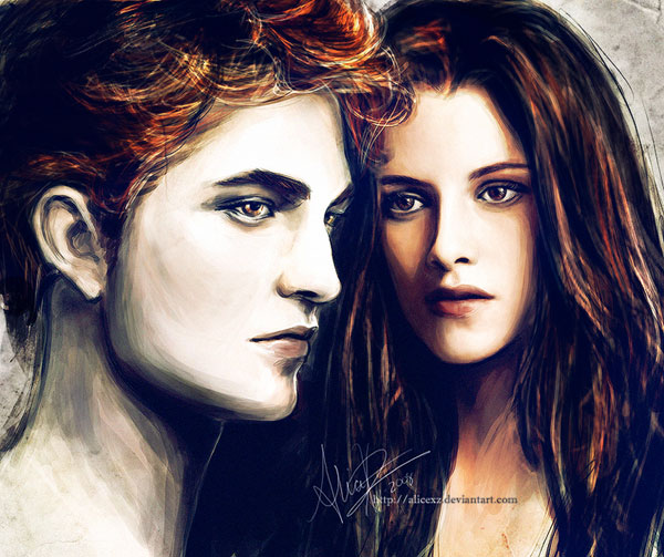 Twilight by alicexz Cool Movie Fan Art to Keep You Fresh   I.D. 35
