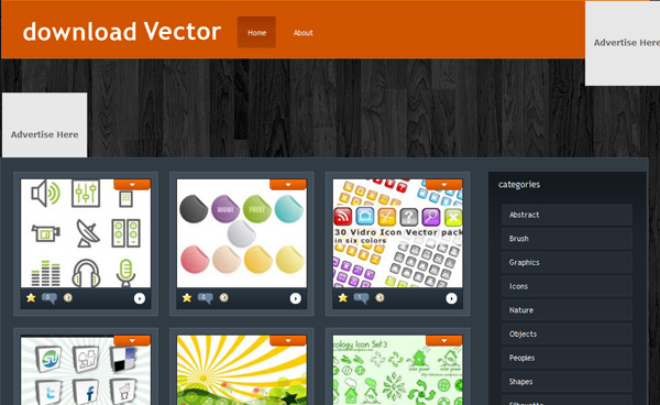 downloadvector Best Sites For Getting Free Vector Art Images   35 Of Them