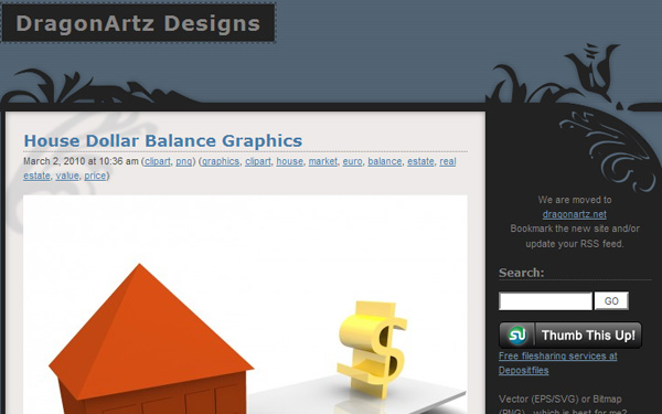 dragonartz Best Sites For Getting Free Vector Art Images   35 Of Them