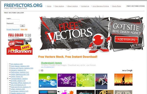 freevectorsorg Best Sites For Getting Free Vector Art Images   35 Of Them
