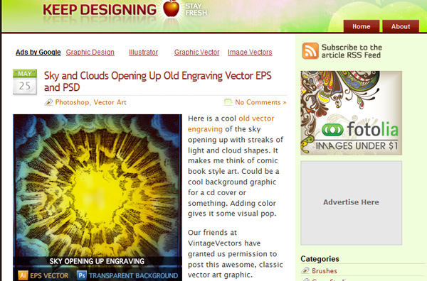 keepdesigning Best Sites For Getting Free Vector Art Images   35 Of Them