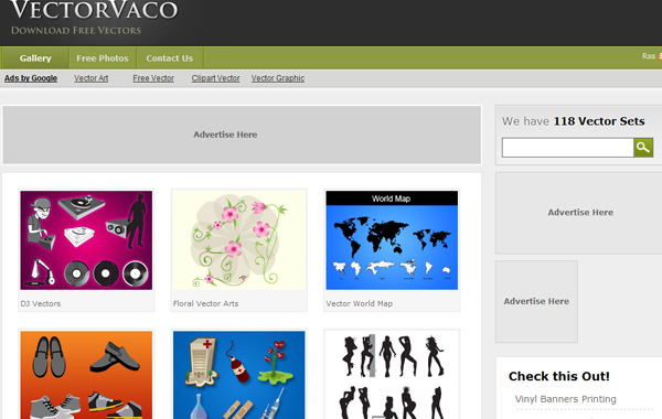vectorvaco Best Sites For Getting Free Vector Art Images   35 Of Them
