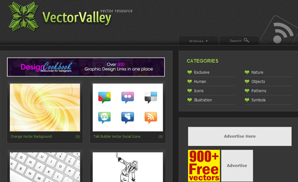 vectorvalley Best Sites For Getting Free Vector Art Images   35 Of Them