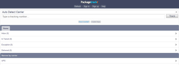 best customized iphone websites Packagetrackr