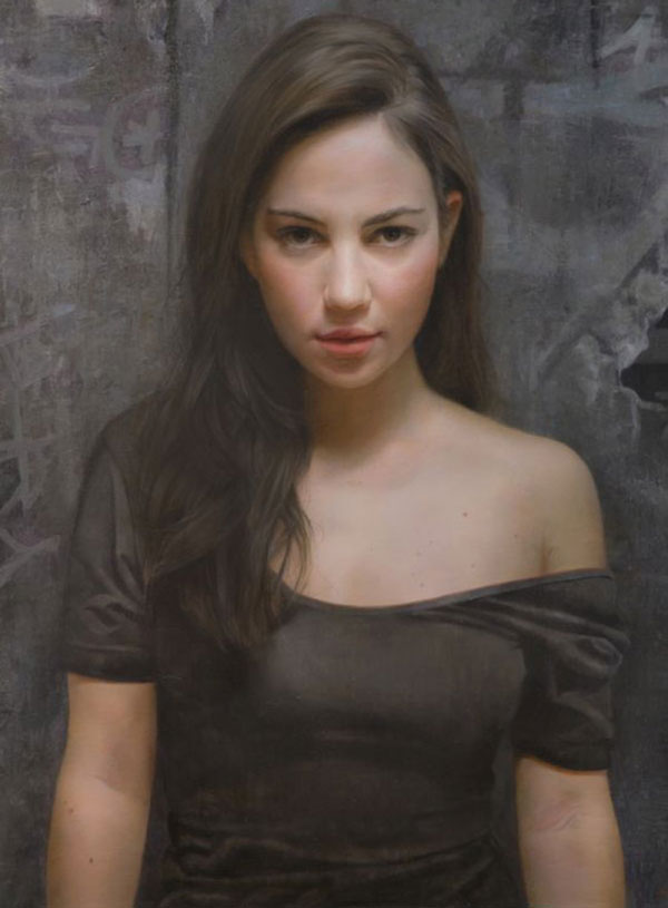 David Jon Kassan Naturalistic Paintings 2