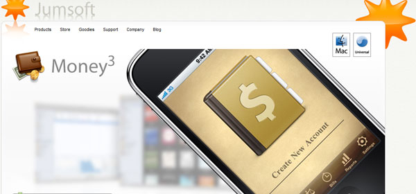money 80 Best iPhone Application Websites