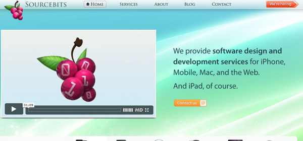 msourcebits 80 Best iPhone Application Websites