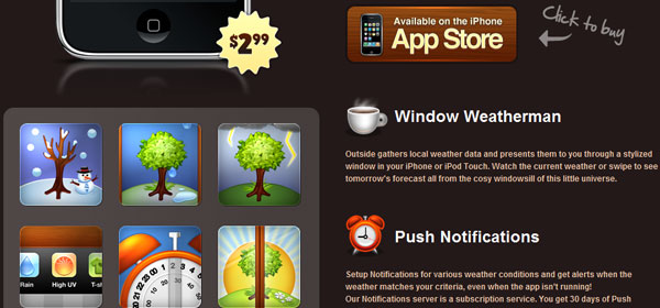 outsideapp 80 Best iPhone Application Websites