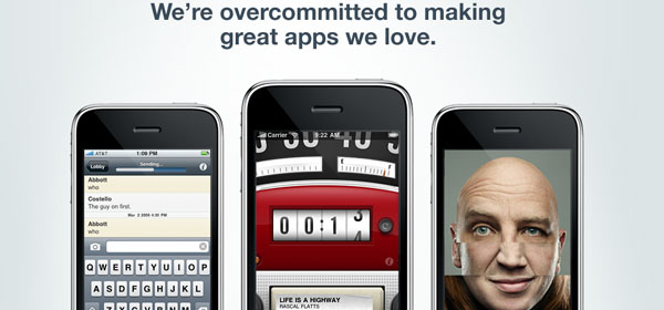 overcommittedapps 80 Best iPhone Application Websites