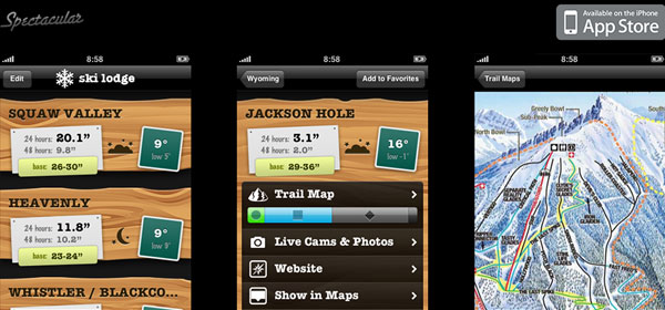 skilodgeapp 80 Best iPhone Application Websites