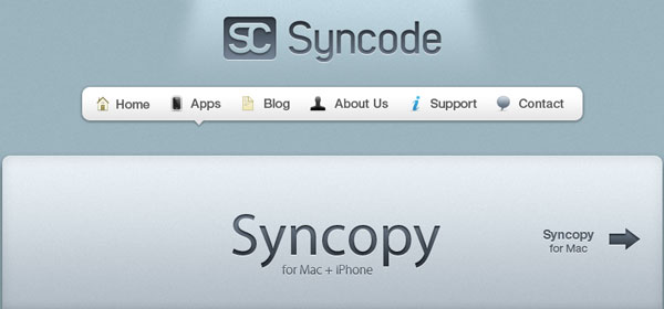 syncode 80 Best iPhone Application Websites